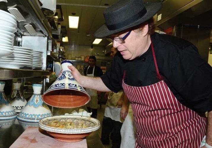 Victor Gloger, chef - cultura sefaradí