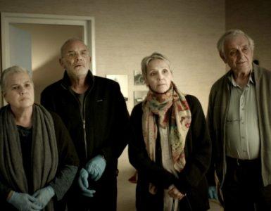 Fotograma de la película La fiesta de despedida